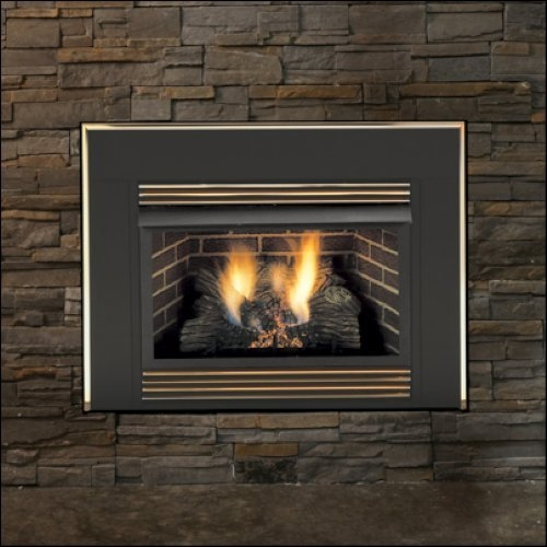"""Majestic 33"""" 28000 BTU Natural Gas Vent Free Fireplace - 33ISDNVG"""