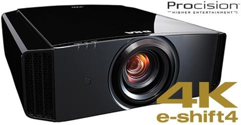 JVC 4K e-Shift4 Projector -  DLA-X550R
