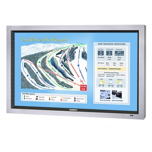 SunBrite 47inch Marquee Series all-Weather LCD HDTV - DS-4707ESTL
