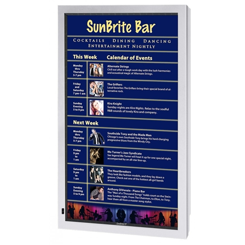 SunBrite 55inch Marquee Series all-Weather LCD HDTV - DS-5507ESTP