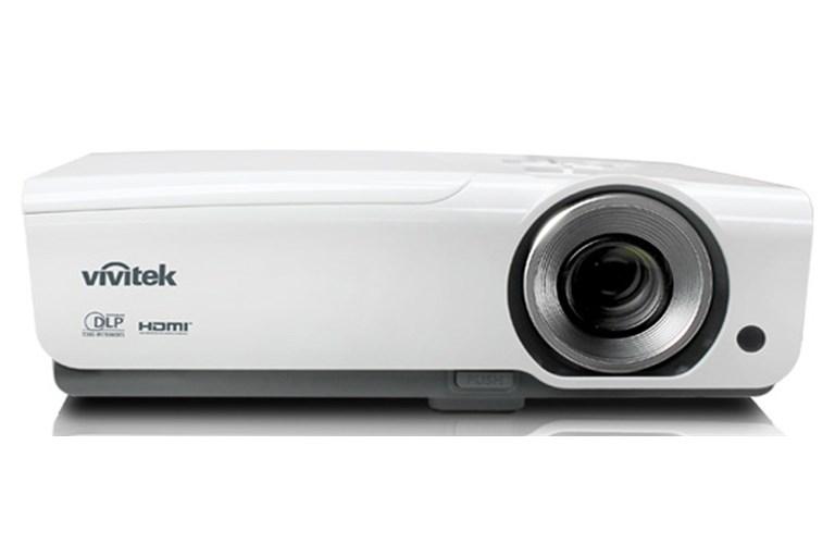 Vivitek WUXGA Multimedia 3D Projector With Lens Shift - DU978-WT