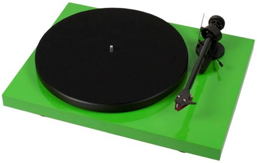 Pro-Ject Debut Carbon DC Green - Debut Carbon Green