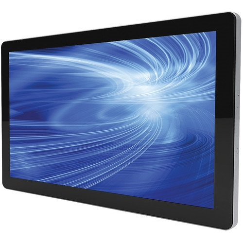 "Elo Touch 32"" LED-Backlit Interactive Digital Signage Display with Projected Capacitive Touchscreen - E739717"