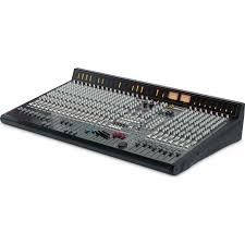 Allen & Heath 24-Channel Studio Recording Mixer with Motorized Faders - GS-2-R24M