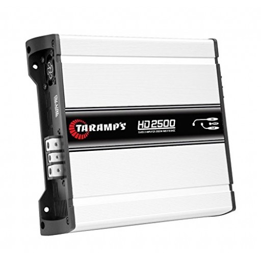 Taramps Tara 2-Ohm 2500 Watt Mono Car Amplifier - HD25002