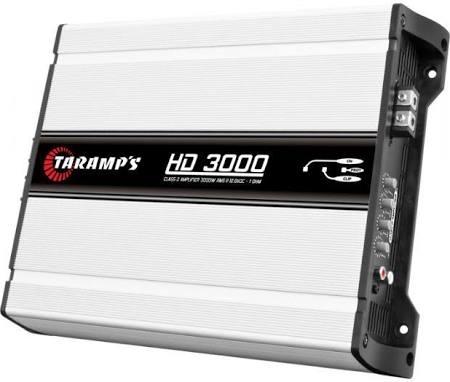 Taramps 1 ohm 3000 watt mono car amp - HD30001