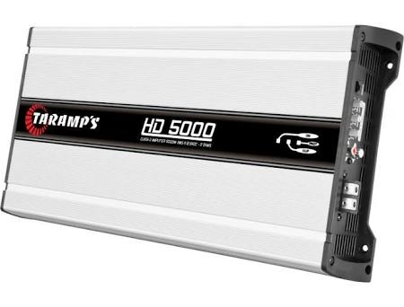 Taramps 1 ohm 5000 watt mono car amplifier - HD50001