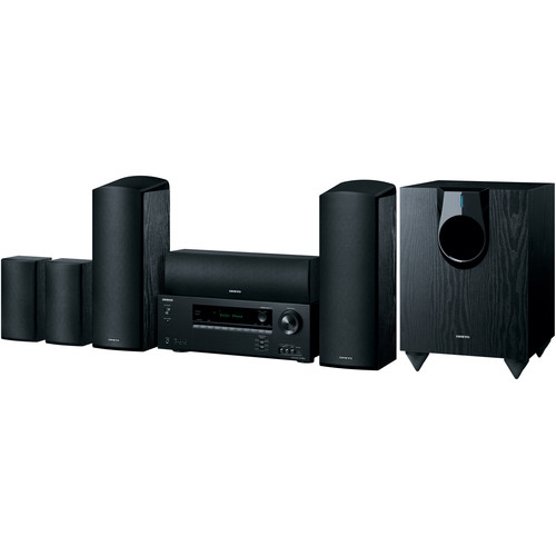 Onkyo 5.1.2-Channel Home Theater System - HT-S5800