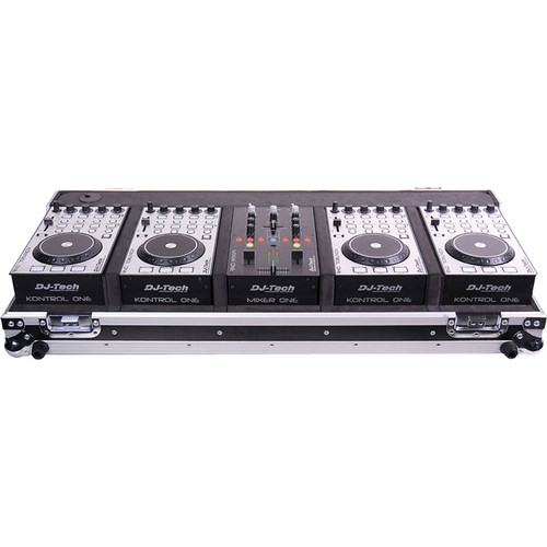 DJ-Tech DJ Controller - HYBRID 101