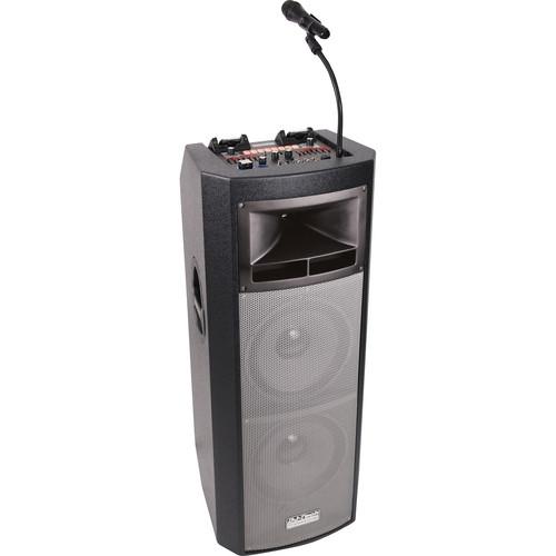DJ-Tech iPod DJ PA System - IBOOST 303