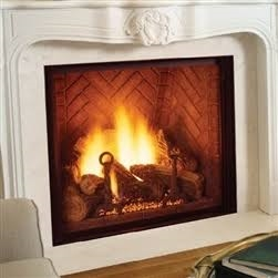 Majestic Marquis 48 Inch Top Vent/Direct Vent Clean Face Fireplace Signature Command System - KHLDVP500PTSC