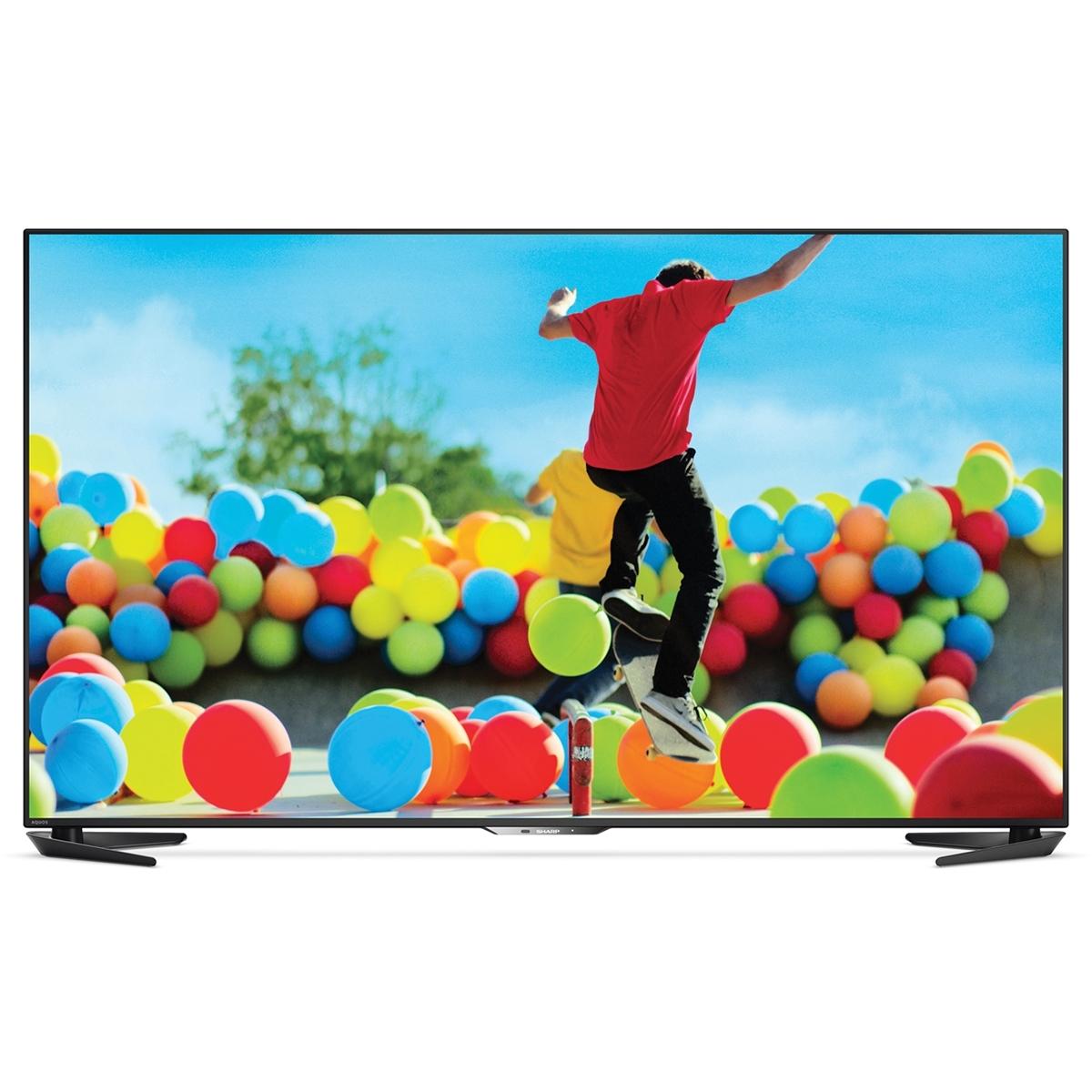 Sharp AQUOS 80inch LED 4K Ultra HDTV - LC-80UE30U