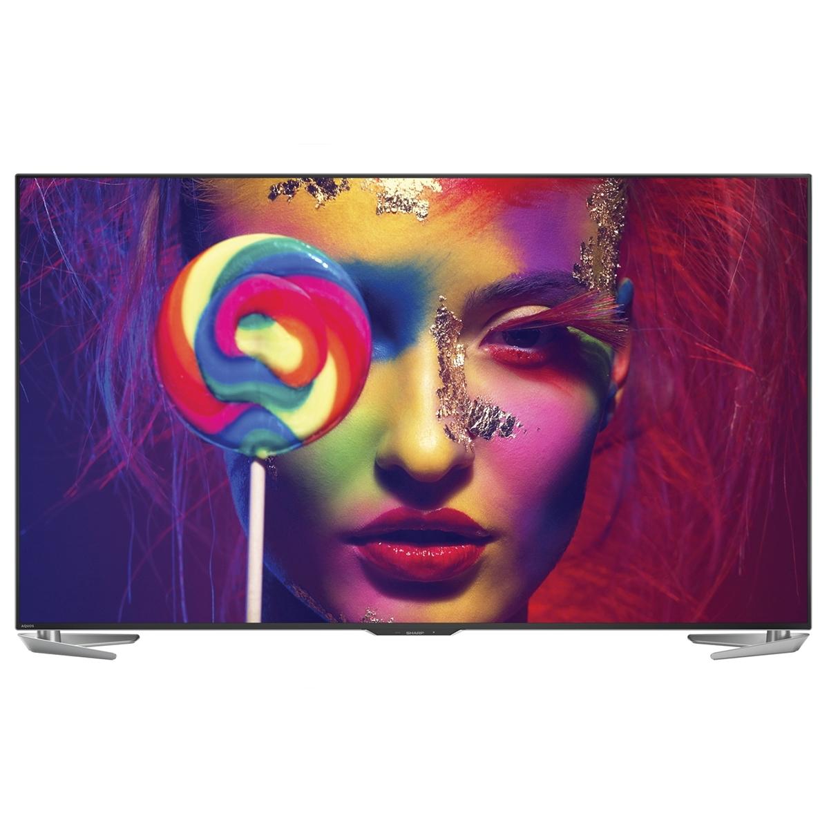 Sharp AQUOS 80inch LED 4K Ultra HDTV - LC-80UH30U