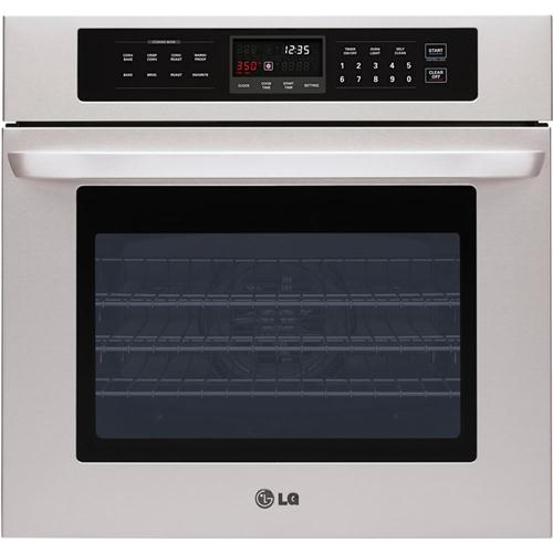 "LG 30"" Single Electric Wall Oven - LWS3010ST"