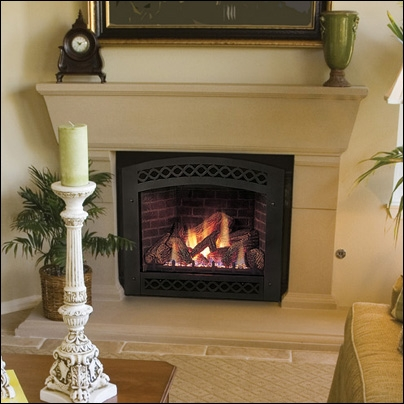 "Majestic 36"" Lexington Fireplace with Direct Vent - LX36DVN"