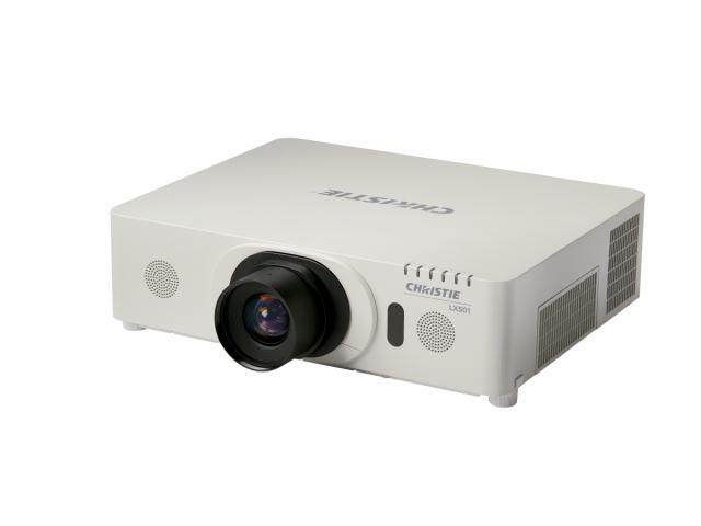 Christie Digital XGA 5000 Lumens Projector - LX501