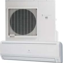 Friedrich Wall-Mount Ductless Split Air Conditioner + Electric Heater - M12YH