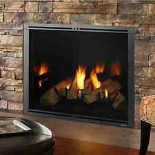"Majestic Marquis II 36"" Top, Direct Vent Fireplace With IntelliFire Touch ignition (NG) - MARQ36IN"