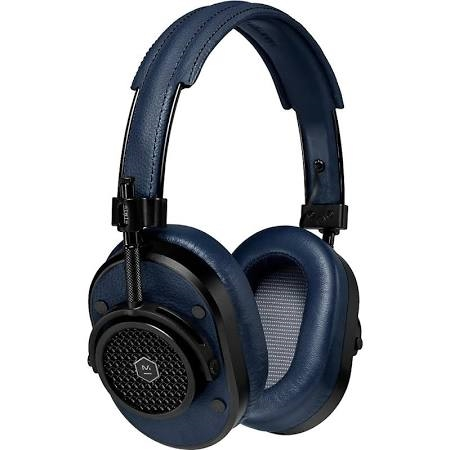 Master & Dynamic B4 Foldable Over Ear Headphone Blue - MH40B4