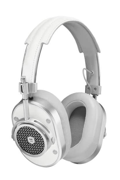 Master & Dynamic Over Ear Headphones White - MH40S5