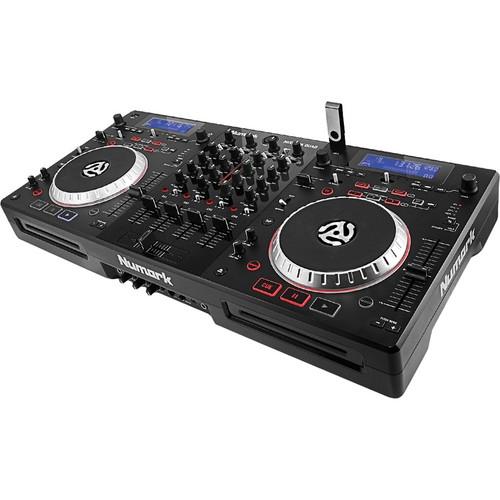 Numark  Universal 4-Channel DJ Station - MIXDECK-QUAD