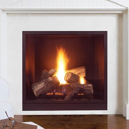"Monessen Propane Winchester Direct Vent Fireplace 42"" ML500DVPPSC"
