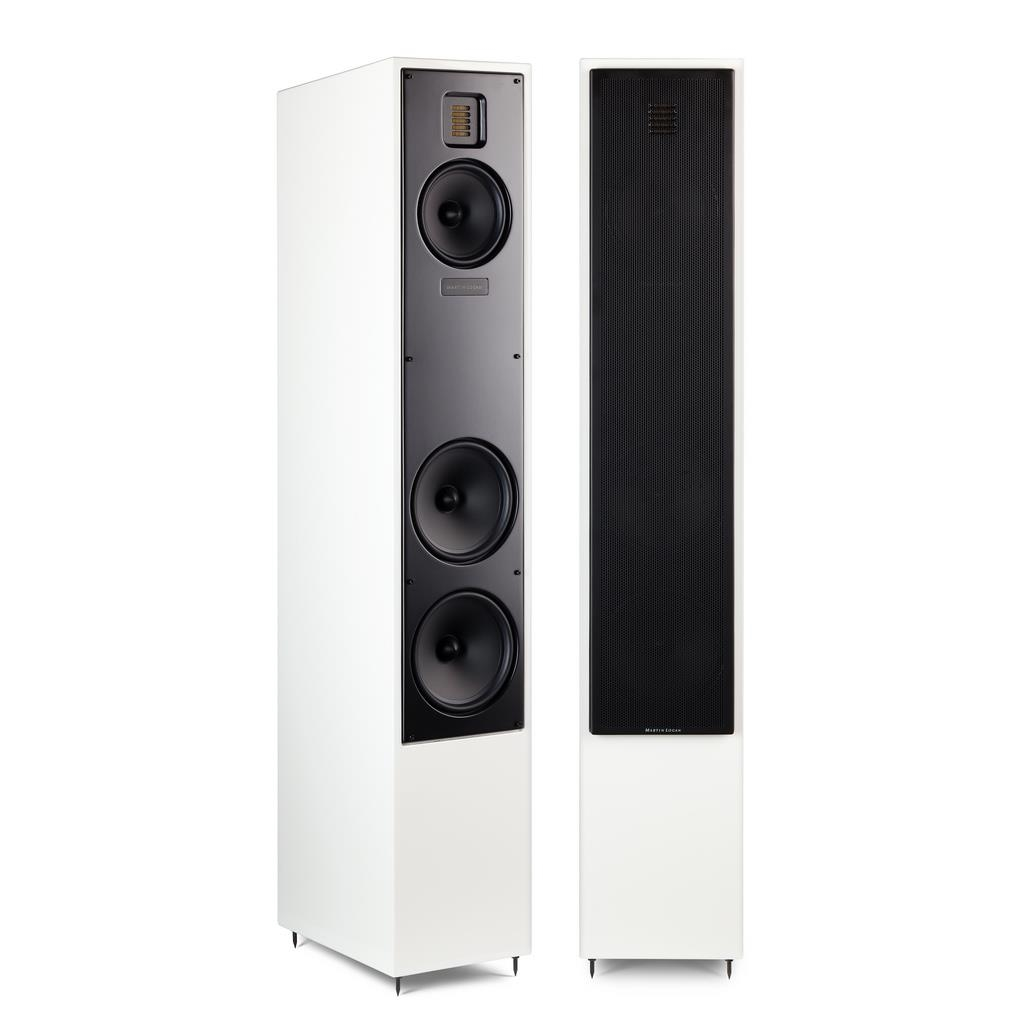 MartinLogan Motion 40 Floorstanding Front Surround Speaker Each High Gloss White - MO40GWH