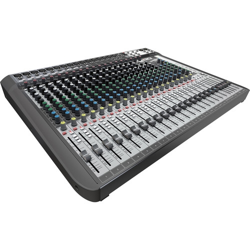 Soundcraft Signature 22 MTK 22-Input Multi-Track Mixer with Effects - 5049563