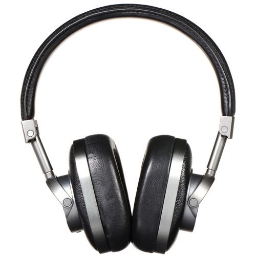 Master & Dynamic Wireless Over-Ear Headphones Gunmetal and Black - MW60G1