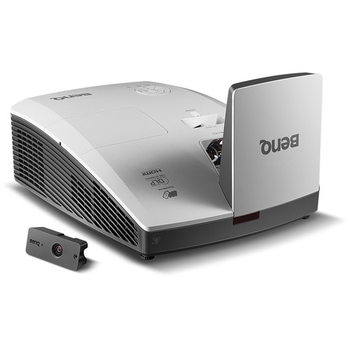 BenQ 3500-Lumen WXGA Ultra-Short Throw DLP Projector - MW855UST