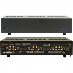 Knoll Systems 50w 8 Ch Multiroom 4o Stable Amplifier - MX855
