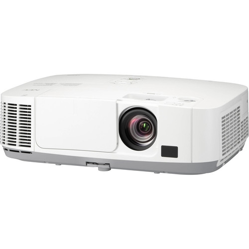 NEC 4000-Lumen Widescreen Multi-Region Installation Projector - NP-P401W