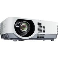 NEC 4500-Lumen WXGA DLP Projector - NP-P452W