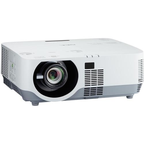 NEC 5000 Lumen Full HD Professional Installation Laser DLP Projector - NP-P502HL