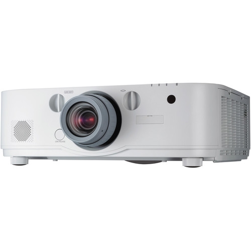 NEC 5700 Lumen WXGA Professional Installation LCD Projector with NP13ZL Lens - NP-PA571W-13ZL