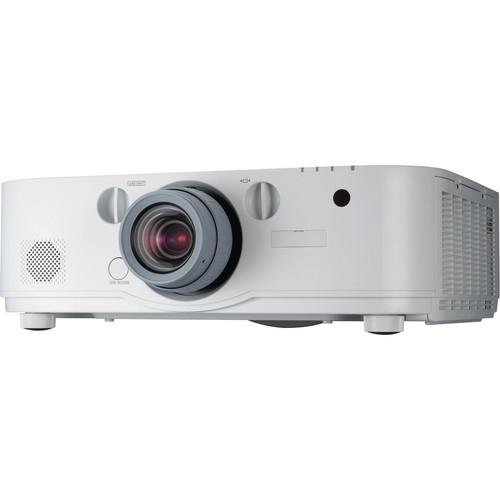 NEC WUXGA (1920x1200) LCD Projector 6200 Lumens - NP-PA622U-13ZL