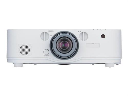 NEC WXGA (1280x800) LCD Projector 6700 Lumens - NP-PA672W-13ZL