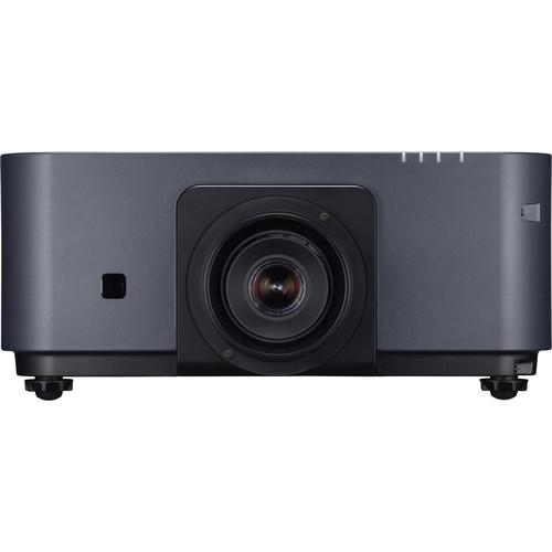 NEC 6000 Lumen WXGA Professional Installation Laser DLP Projector  No Lens Included - NP-PX602WL-BK