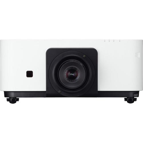 NEC 6000 Lumen WXGA Professional Installation Laser DLP Projector - NP-PX602WL-WH