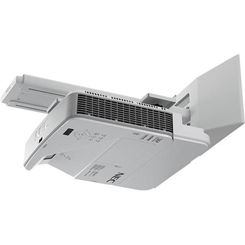 NEC 3200-Lumen 1080p Ultra-Short Throw DLP Projector - NP-U321HI-WK