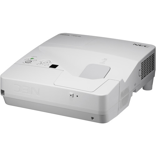 NEC 3500 Lumen WXGA Ultra-Short Throw LCD Projector - NP-UM351W