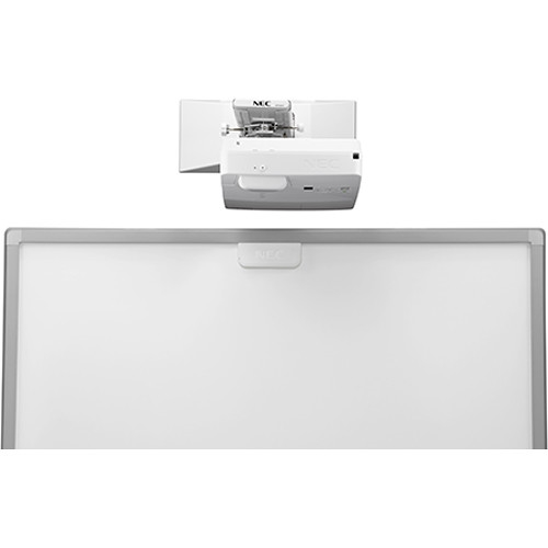 NEC 3500 Lumen Ultra-Short Throw WXGA Interactive Projector with Touch Module and Ceiling Mount - NP-UM352W-TM