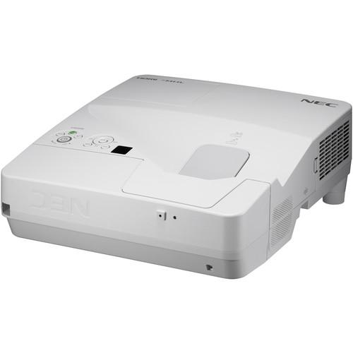 NEC 3600 Lumen XGA Ultra-Short Throw LCD Projector - NP-UM361X-WK