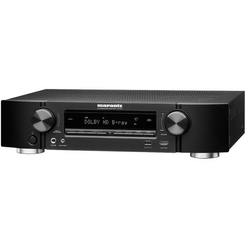 Marantz 5.1-Channel Slim Network AV Receiver - NR1504