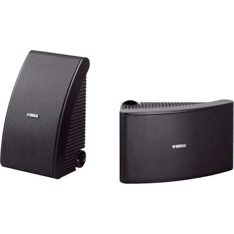 Yamaha All-Weather Speakers Black Pair - NS-AW592BL