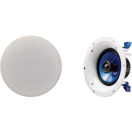 """Yamaha 6.5"""" In-Ceiling Speaker - NSIC600WH"""