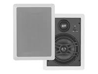 Yamaha 3-Way In-Wall Speaker System - NS-IW660