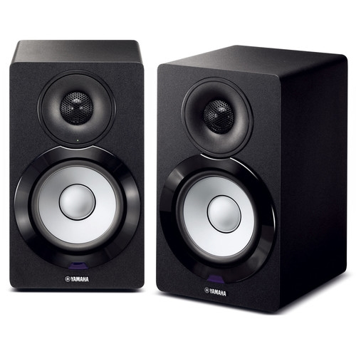 Yamaha MusicCast Powered Network Speaker - NX-N500BL