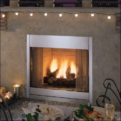 "Majestic 36"" Woodburning Fireplace - ODSR36A"