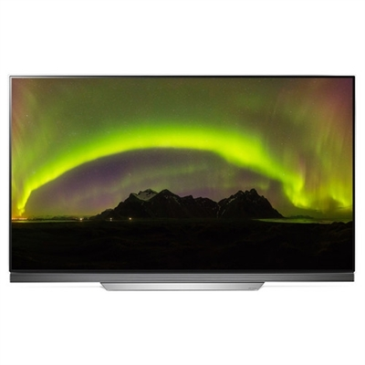 "LG E7P Series 65"" Class UHD Smart OLED TV - OLED65E7P 10 bit 15 mili sec per frame 100k hours 360 viewing 10bit"